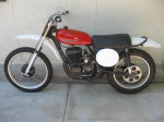 1973 Kawasaki F11-M proto type 250cc 007