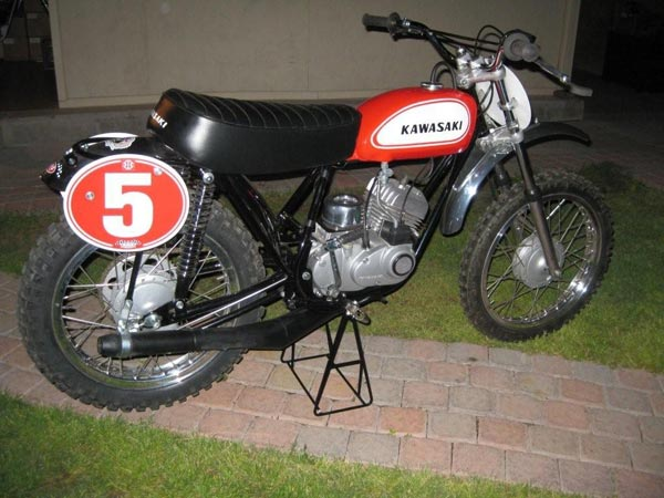 kawasaki g31m 100cc - ams racing
