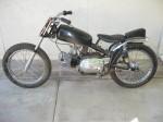 64 Harley davidson Sprint 250 flat tracker 007