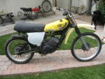 1976 Yamaha YZ100 002