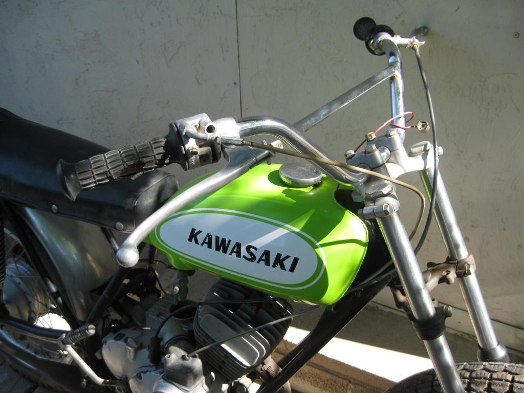 1970 kawasaki g31-m - ams racing