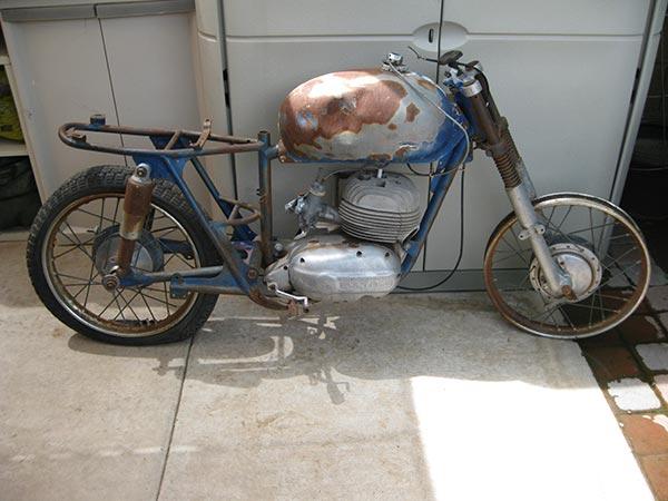 Bultaco - AMS Racing