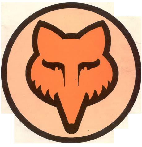 motox fox logo ams racing
