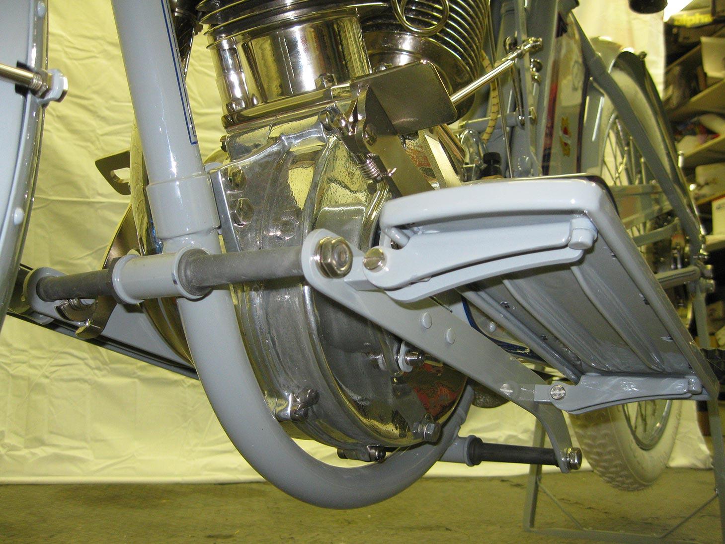 Harley Davidson Jackson Ms >> 1914 Harley Davidson 10E 027 - AMS Racing