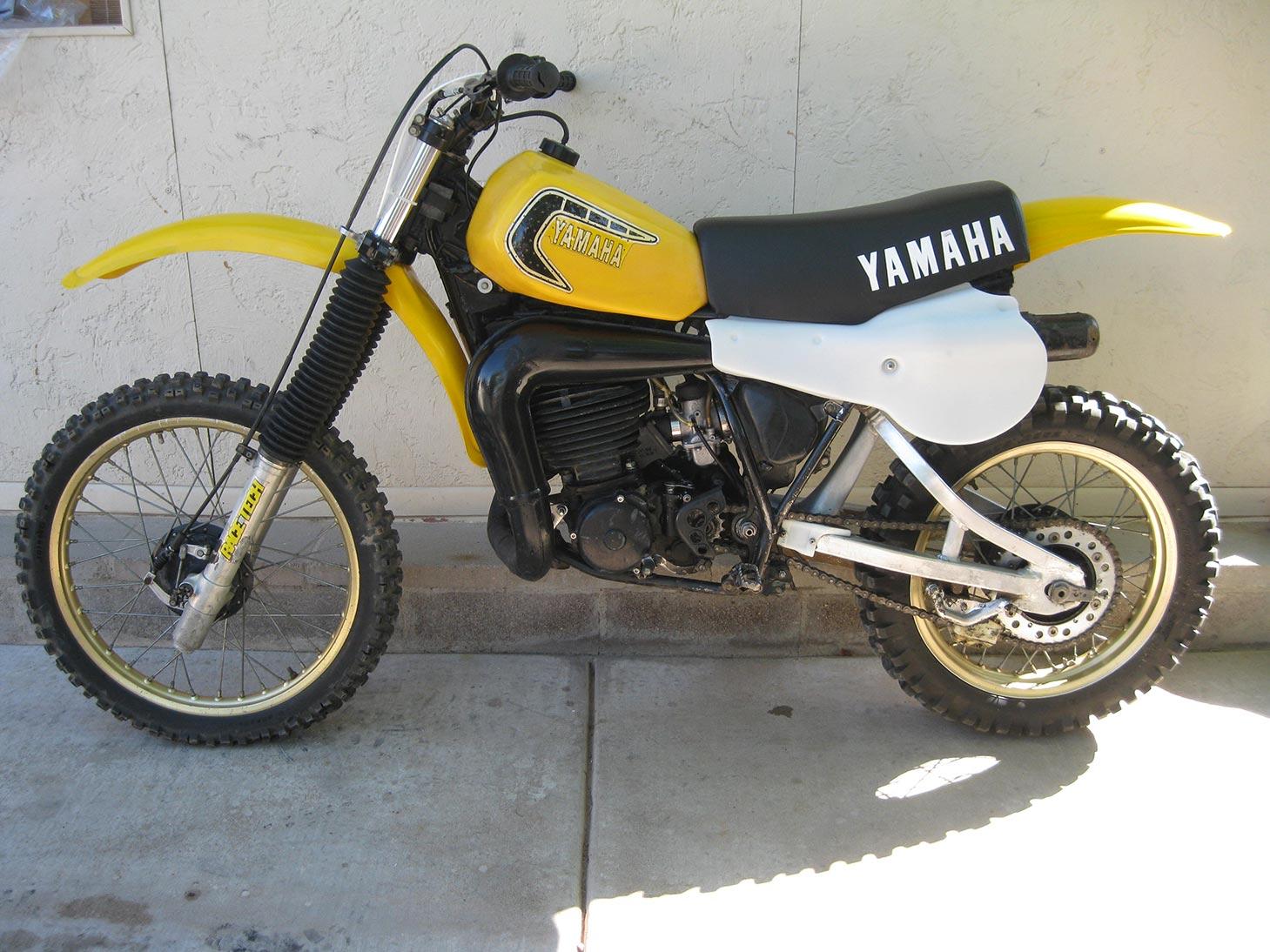 Harley Davidson Jackson Ms >> 1981 yamaha YZ465 006 - AMS Racing