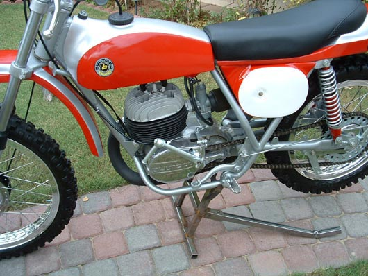 Harley Davidson Jackson Ms >> 1970 Bultaco 250cc Pursang MKIV - AMS Racing