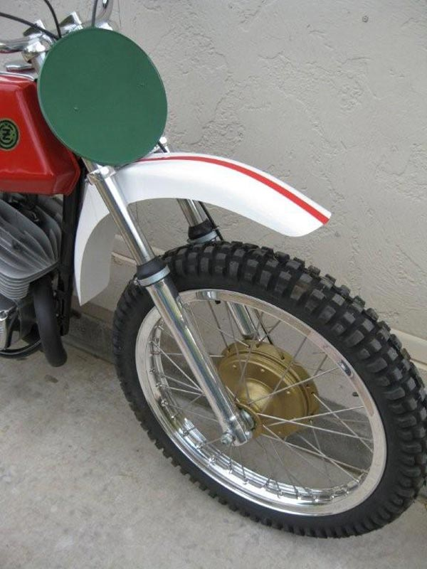 Harley Davidson Jackson Ms >> 1973 CZ MX 250 - AMS Racing
