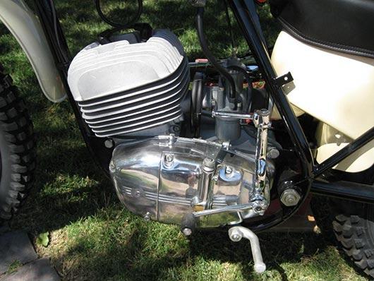 Harley Davidson Jackson Ms >> 1968-'69 CZ 250 Sidepiper - AMS Racing