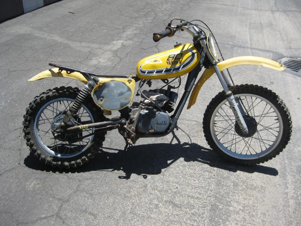 For sale bikes 005 ams racing for Yamaha mx 80 for sale